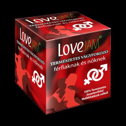 LoveJAM Classic potencianövelő - 40g - alkalmi potencianövelő és vágyfokozó